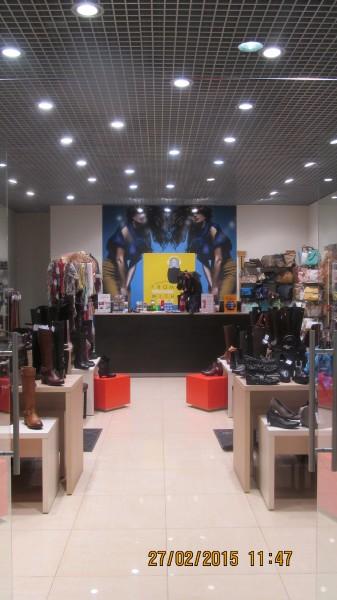 Магазин обуви Tervolina - ТЦ